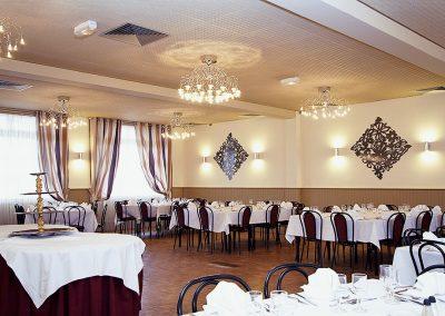Décoration et aménagement de restaurant