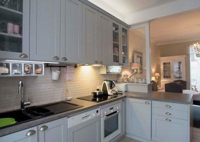 Optimisation de l'espace de rangement dans la cuisine