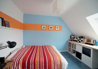 Vivre en couleurs à Brest - Chambre enfant 3