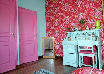 Vivre en couleurs à Brest - Chambre enfant 4