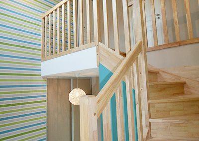 Vivre en couleurs à Brest - Escaliers 4