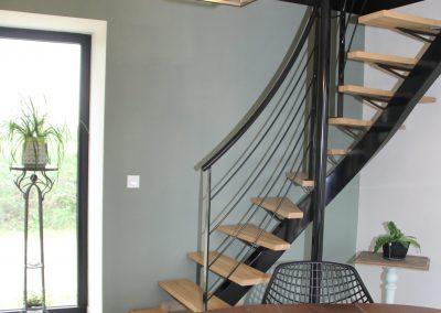 Vivre en couleurs à Brest - Escaliers 8